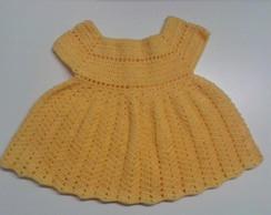 Vestido amarelinho