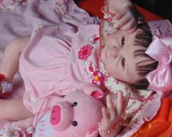 Beb� Reborn Ana J�lia ( por encomenda)