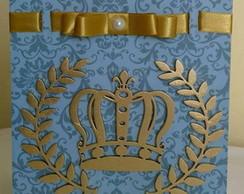 Lixeirinha - Pr�ncipe Azul e Dourado