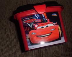 Maletinha box carros