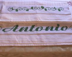 Conjunto de toalhas banho/rosto