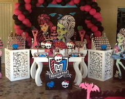 Mesa Tematica Proven�al Monster High
