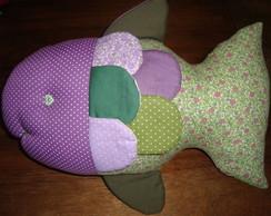 Projeto Almofada Peixinho