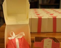 Bem-casados / bem-nascidos na caixa