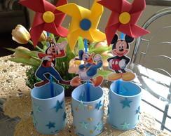 Enfeites de mesa Disney