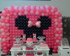 DECORA��O MINNIE PINK