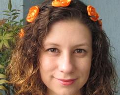 Coroa de Flores Pen�lope