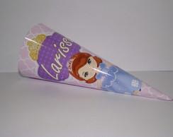 Cone Personalizado Princesa Sofia