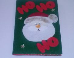Caderno de Receita: Papai Noel