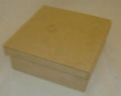 Caixa simples-tampa solta