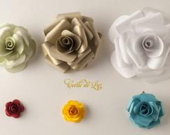 Rosas v�rios tamanhos