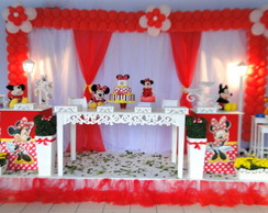 loca��o decora��o minnie 2