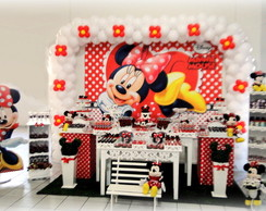 Decora��o Proven�al Minnie 1