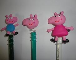 Ponteira de L�pis - Peppa Pig