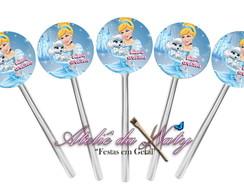 Toppers para Cupcake - Princesas