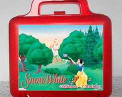Maletinha Personalizada - Branca de Neve