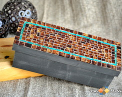 Caixa Mosaico Mini Espumante | Bebida