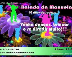 CONVITE BALADA TEEN