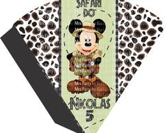 Cone Guloseima Mickey safari -2