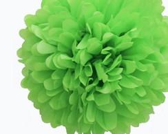 Pompom Seda - Verde { 25cm }