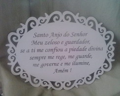 Placa Santo Anjo