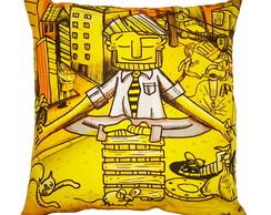 Capa de almofada - Zen