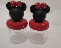 Potinho de Doce - Festa Mickey/Minie