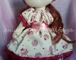 Boneca Aninha