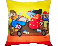 Capa de almofada - Turismo