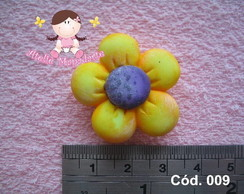 C�d. 009 Molde de flor