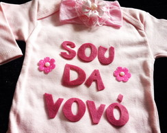 Kit Baby - Body Sou da Vov�
