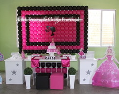 Decora��o Barbie