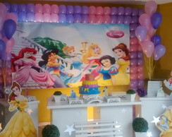 Decora��o Princesas