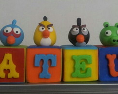 Cubos Angry Birds 2