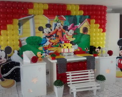 Decora��o Turma Do Mickey