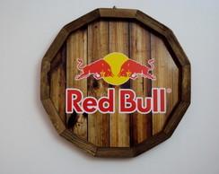 Placa decorativa para bar
