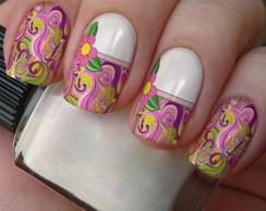 Pel�culas Casadinha 310.floral c rosa