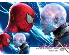 Jogo Americano - Homem Aranha