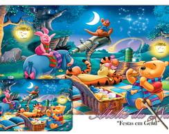 Jogo Americano - Ursinho Pooh