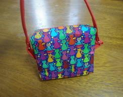 Lancheira de bolsa cats
