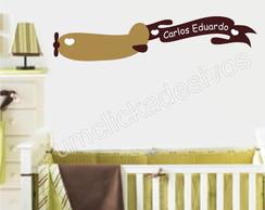 Adesivo Infantil avi�es -27