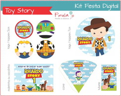 Kit Festa Digital Toy Story