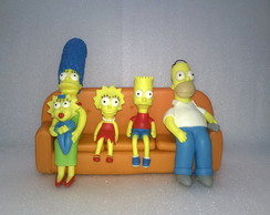 Fam�lia Simpsons no sof�
