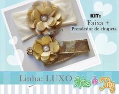 Kit Luxo dourado
