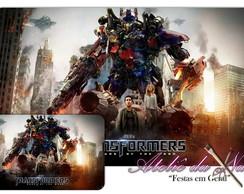 Jogo Americano - Transformers
