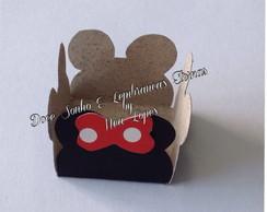 Forminha Minnie ou Mickey