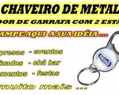 CHAVEIRO ABRIDOR DE GARRAFA 2 ESTAMPAS