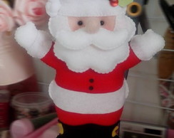 Papai Noel em feltro