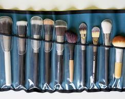 Estojo lav�vel para Pinc�is de Maquiagem