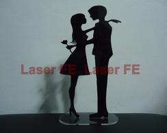 Silhueta casal Modelo 03